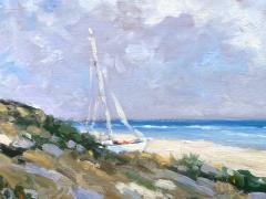 Keith Oehmig Seaside Light  - 1729916