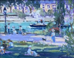 Keith Oehmig Square du Vert Galant Paris  - 1939702
