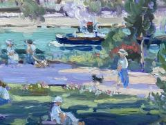 Keith Oehmig Square du Vert Galant Paris  - 1939704