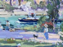 Keith Oehmig Square du Vert Galant Paris  - 1939705