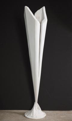 Kelly Kiefer Sculptural Torchiere - 1978245