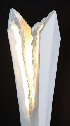Kelly Kiefer Sculptural Torchiere - 1978247