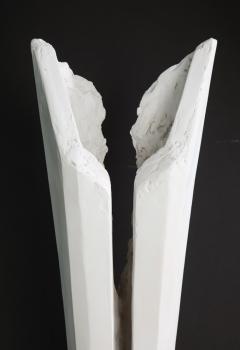 Kelly Kiefer Sculptural Torchiere - 1978251
