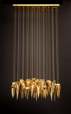 Kelly Kiefer The Audacia Chandelier by Kelly Kiefer - 881980