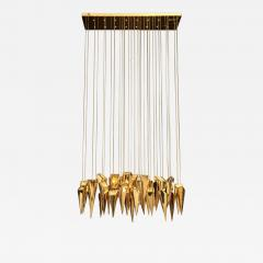 Kelly Kiefer The Audacia Chandelier by Kelly Kiefer - 882624