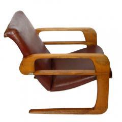 Kem Weber Iconic Original Airline Chair by KEM Weber - 185132