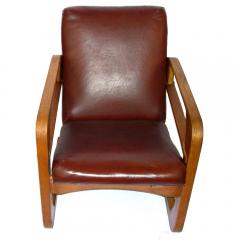 Kem Weber Iconic Original Airline Chair by KEM Weber - 185134