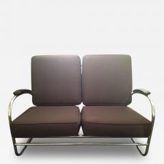 Kem Weber Kem Weber for Lloyd Art Deco Love Seat - 83502
