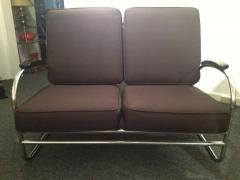 Kem Weber Kem Weber for Lloyd Art Deco Love Seat - 83503