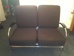 Kem Weber Kem Weber for Lloyd Art Deco Love Seat - 83505