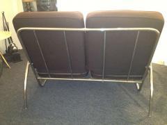 Kem Weber Kem Weber for Lloyd Art Deco Love Seat - 83506