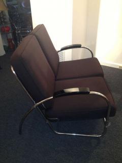 Kem Weber Kem Weber for Lloyd Art Deco Love Seat - 83507