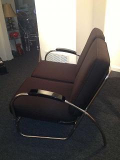 Kem Weber Kem Weber for Lloyd Art Deco Love Seat - 83508