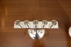 Kem Weber Rare Pair of Five Light Candelabra Attributed to KEM Weber - 1860220