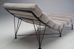 Kenneth Bergenblad Spider Lounge Chair for Dux M bel AB Sweden 1982 - 1661803