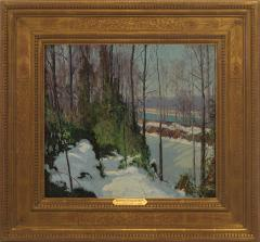 Kenneth R Nunamaker The Canal and River  - 1255947