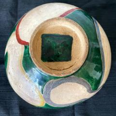 Kenzan Ogata Japanese Ceramic Bowl Meiji Period Style of Ogata Kenzan - 2168868