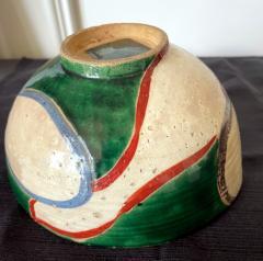 Kenzan Ogata Japanese Ceramic Bowl Meiji Period Style of Ogata Kenzan - 2168870