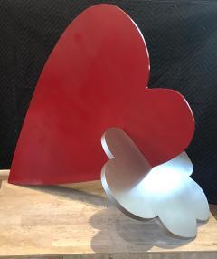 Kerry E Green Heart and Cloud - 2111842