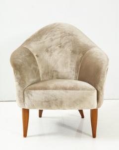 Kerstin H rlin Holmquist Kerstin Horlin Holmquist Little Adam Lounge Chair Sweden 1960s - 936622