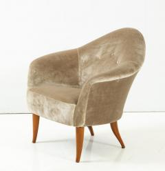Kerstin H rlin Holmquist Kerstin Horlin Holmquist Little Adam Lounge Chair Sweden 1960s - 936623