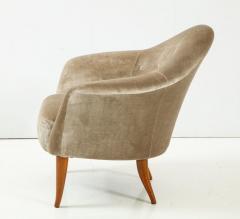 Kerstin H rlin Holmquist Kerstin Horlin Holmquist Little Adam Lounge Chair Sweden 1960s - 936624