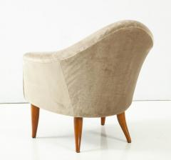 Kerstin H rlin Holmquist Kerstin Horlin Holmquist Little Adam Lounge Chair Sweden 1960s - 936625