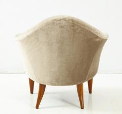 Kerstin H rlin Holmquist Kerstin Horlin Holmquist Little Adam Lounge Chair Sweden 1960s - 936626