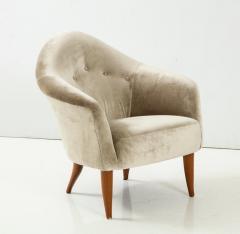 Kerstin H rlin Holmquist Kerstin Horlin Holmquist Little Adam Lounge Chair Sweden 1960s - 936627