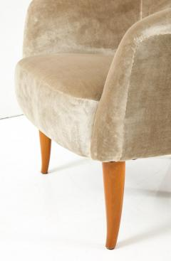 Kerstin H rlin Holmquist Kerstin Horlin Holmquist Little Adam Lounge Chair Sweden 1960s - 936628