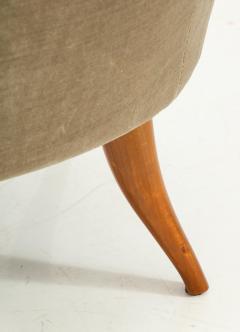 Kerstin H rlin Holmquist Kerstin Horlin Holmquist Little Adam Lounge Chair Sweden 1960s - 936629