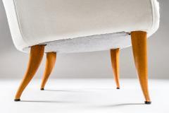 Kerstin H rlin Holmquist Lounge Chair Stora Eva by Kerstin H rlin Holmqvist for NK - 833726