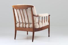 Kerstin H rlin Holmquist Pair of Swedish Lounge Chairs Skrindan by Kerstin H rlin Holmquist for OPE - 1143481
