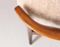 Kerstin H rlin Holmquist Pair of Swedish Lounge Chairs Skrindan by Kerstin H rlin Holmquist for OPE - 1143482