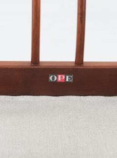 Kerstin H rlin Holmquist Pair of Swedish Lounge Chairs Skrindan by Kerstin H rlin Holmquist for OPE - 1143483