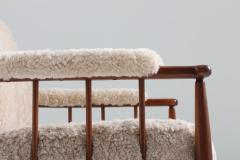 Kerstin H rlin Holmquist Pair of Swedish Lounge Chairs Skrindan by Kerstin H rlin Holmquist for OPE - 1143485