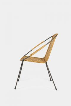 Kids Circle Chair France 50s - 1856616