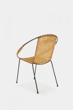 Kids Circle Chair France 50s - 1856617