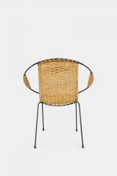 Kids Circle Chair France 50s - 1856618