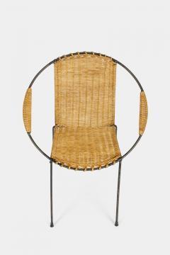 Kids Circle Chair France 50s - 1856633
