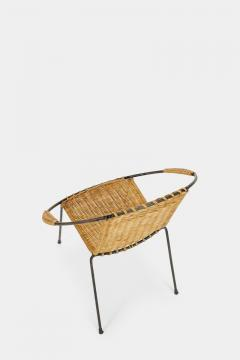 Kids Circle Chair France 50s - 1856649