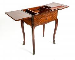 Kingwood Marquetry Vanity Table - 1125550