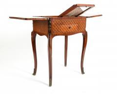 Kingwood Marquetry Vanity Table - 1125551