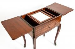 Kingwood Marquetry Vanity Table - 1125554