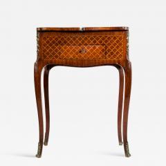 Kingwood Marquetry Vanity Table - 1125740