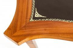 Kingwood Mounted Bronze Details Card Table - 1125463