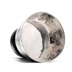 Kintaro Hattori A Japanese Sterling Silver Centerpiece Pedestal Bowl by Hattori Kintaro - 941518