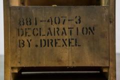 Kipp Stewart Declaration Floor Clock by Kipp Stewart for Drexel - 950717