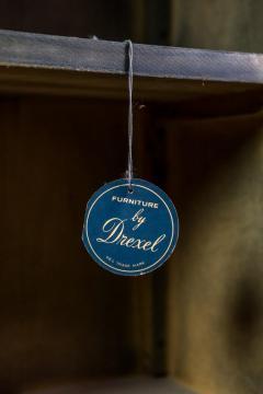 Kipp Stewart Declaration Floor Clock by Kipp Stewart for Drexel - 950718