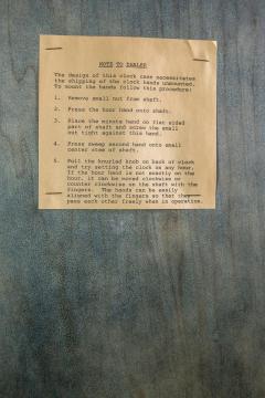 Kipp Stewart Declaration Floor Clock by Kipp Stewart for Drexel - 950720